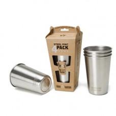 Klean Kanteen Steel Pint Cup 4p