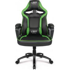 Gamingstol L33T Gaming Extreme Grön