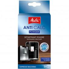 Avkalkningspulver till Kaffemaskin Melitta Caffeo 2-pack