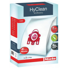 Dammsugarpåsar Miele FJM HyClean 3D Efficiency 4-pack