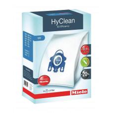 Dammsugarpåsar Miele GN HyClean 3D Efficiency 4-pack