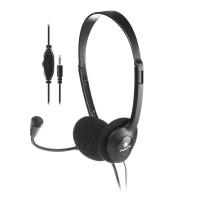 Headset On-Ear NGS MS103 Pro 3,5mm Black