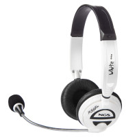 Headset On-Ear NGS MSX6 Pro USB White
