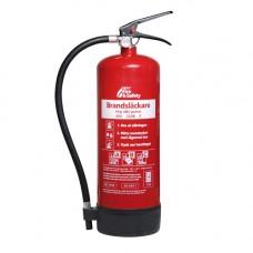 Brandsläckare Nexa Röd 6kg 55A