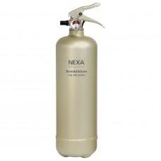 Brandsläckare Nexa Design Line Champagne 2kg 13A