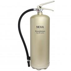 Brandsläckare Nexa Design Line Champagne 6kg 43A