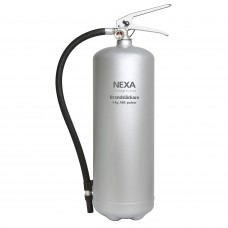 Brandsläckare Nexa Design Line Silver 6kg 43A