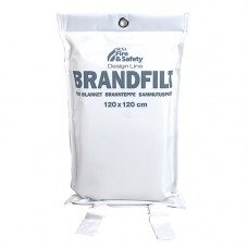 Brandfilt Nexa Design Line Vit