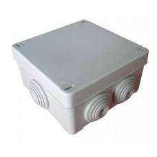 Kopplingsdosa 100x100x50mm IP55
