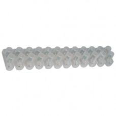 Kopplingslist 0,5-2,0mm² 12-polig