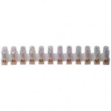 Kopplingslist 1,5-6,0mm² 12-polig