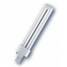 Kompaktlysrör G23 9W 3000K Osram Dulux S 4050300025742