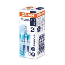 Ugnslampa 230V G9 25W Osram Halopin Oven 66725 4008321703552