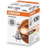 Halogenlampa 12V Bil PX26d H7 55W Osram