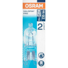 Halogenlampa G9 240V 20W (25W) Osram Halopin Pro 66720 4008321945556