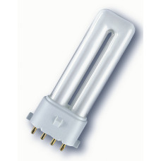 Kompaktlysrör 2G7 7W 2700K Osram Dulux S/E 4050300017648