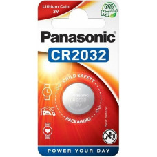 Batteri Litium CR2032 3V Panasonic
