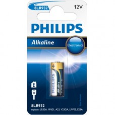 Batteri Alkaliskt A23 (8LR932) 12V Philips
