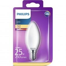 LED-lampa Frost Kron E14 2,2W (25W) Philips