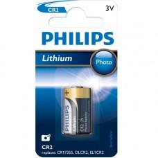 Batteri Special Lithium CR2 (CR15H270) 3V Philips