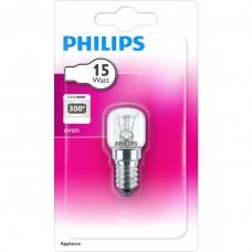 Ugnslampa Glödljus E14 Päron 15W Philips