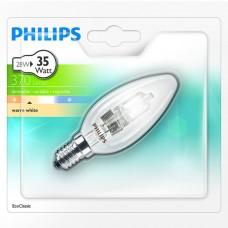Halogenlampa 230V E14 Kron 28W (35W) Philips
