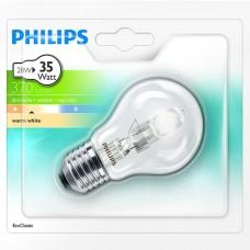Halogenlampa 230V E27 Normal 28W (35W) Philips
