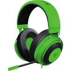Razer Kraken Pro V2 Oval Grön
