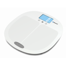 Personvåg Salter Curve Bluetooth Smart Analyser Bathroom Scale White 9192 WH3R