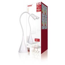 Bordslampa LED Ranex Swan 3.5W Vit