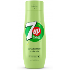 Smakkoncentrat Sodastream 7up Free 440 ml