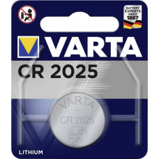 Batteri Litium CR2025 3V Varta