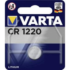 Batteri Litium CR1220 3V Varta
