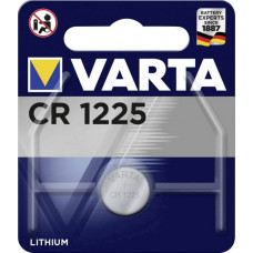Batteri Litium CR1225 3V Varta