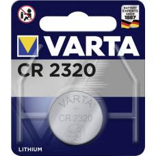 Batteri Litium CR2320 3V Varta