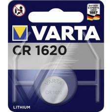 Batteri Litium CR1620 3V Varta