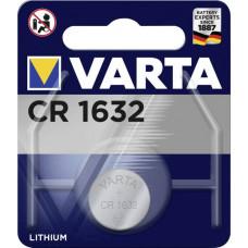 Batteri Litium CR1632 3V Varta