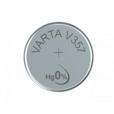 Batteri Silveroxid 357 SR44 (SR1154) 1,55V Varta
