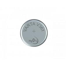 Batteri Silveroxid 361 SR58 (SR721) 1,55V Varta