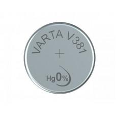 Batteri Silveroxid 381 SR55 (SR1121) 1,55V Varta