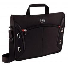 """Wenger Developer 15"""" (för MacBook Pro + iPad ficka) svart"""